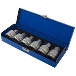 Zestaw imbusów 3/4 cala 14-23 mm