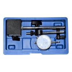 Czujnik zegarowy ze statywem magnetycznym